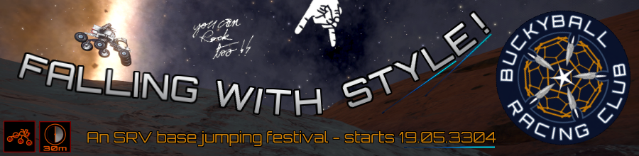 Falling With Style: An SRV Base Jumping Festival